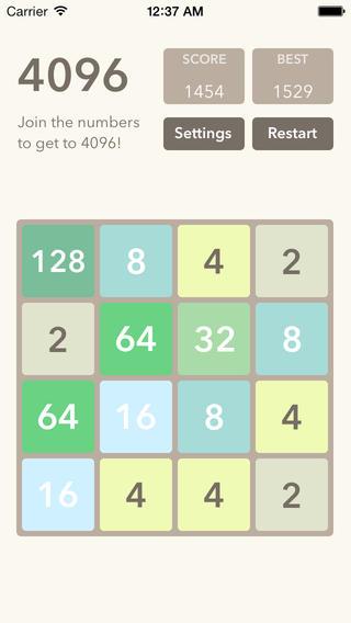 4096 - Puzzle Master
