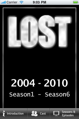 All About Lost ~ Live-Action Series