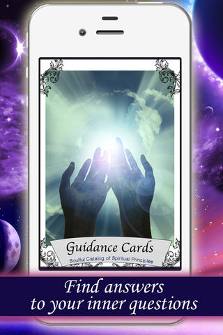 Guidance Cards - Find Answers To Your Inner Questions!