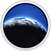 Living Earth - Desktop Weather & World Clock for Mac icon
