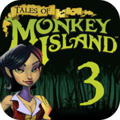 Tales of Monkey Island – Episode 3: Lair of the Leviathan Review icon