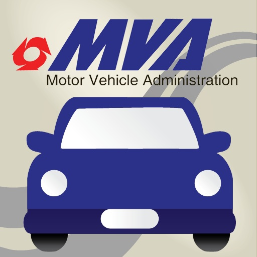 Md practice driving test on the app store on itunes for Maryland motor vehicle administration
