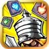 Dungeon Block: Girl Rescues Knight! by gameday Inc. icon