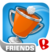 Paper Toss Friends Review icon