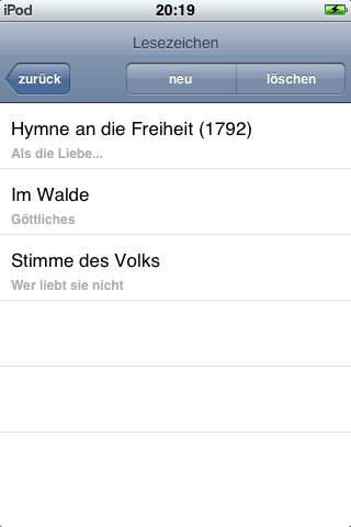 153 Gedichte von Friedrich Hölderlin