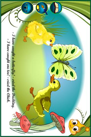 Smarter Child - The Duckling And The Chick screenshot 2