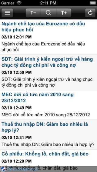 VietStock - Chứng Khoán Việt Nam