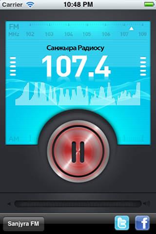 Sanjyra Radiosu