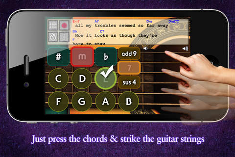 Acoustic Guitar with Songs screenshot 2