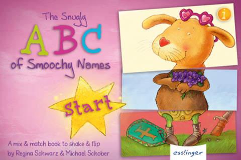 Snugly ABC Flip Flap - Children's Book