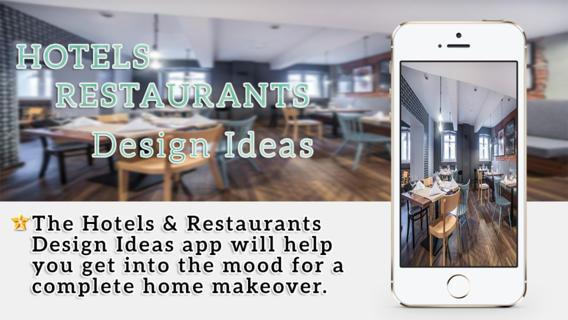 Hotel Restaurant Design Ideas