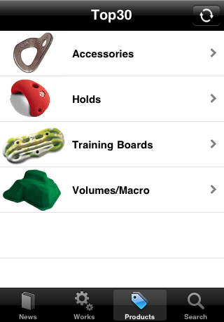 Top30 iPhone Screenshot 1
