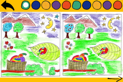 Fanny and Dimitri: Story for Kids screenshot 4