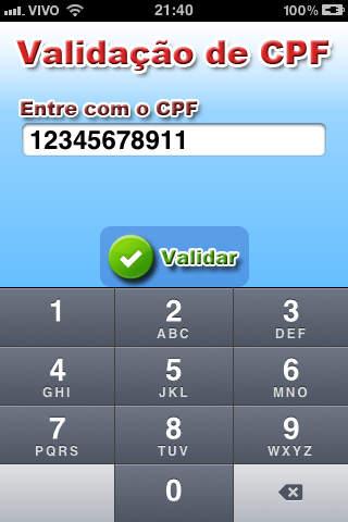CPF CNPJ Brasil