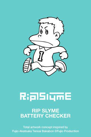 RIP SLYME Battery Checker