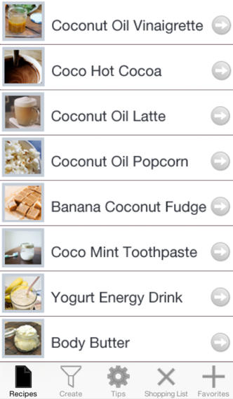 Coconut Oil - 30+ Easy Recipes for Health and Beauty