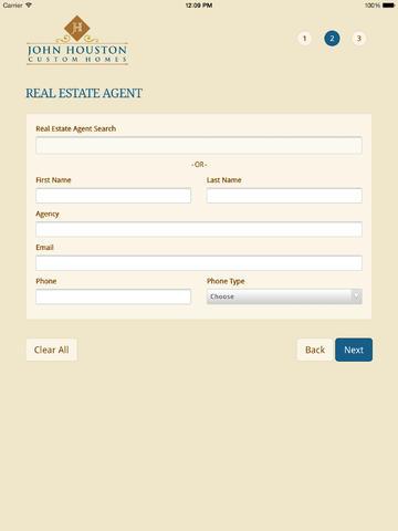 Reach CRM Registration - John Houston Custom Homes