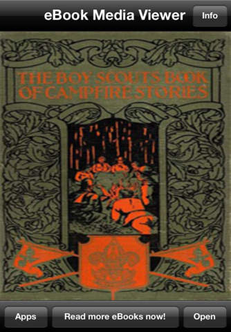 eBook: The Boy Scouts Book of Campfire Stories