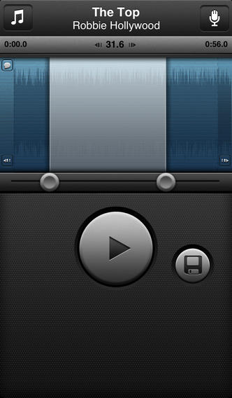 Ringtone Designer Pro  Screenshot