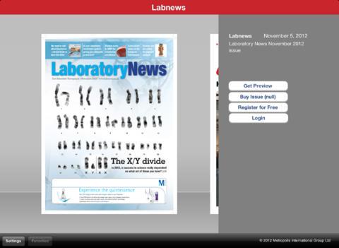 Lab News