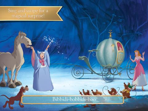 Cinderella: Storybook Deluxe