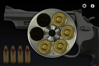 Silver Revolvers - More Guns!