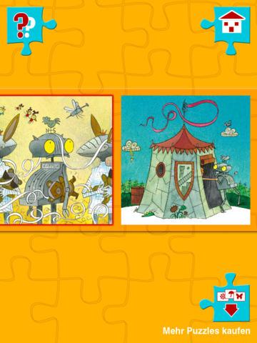 玩免費遊戲APP|下載MyPuzzle Ritter Rost für iPad app不用錢|硬是要APP