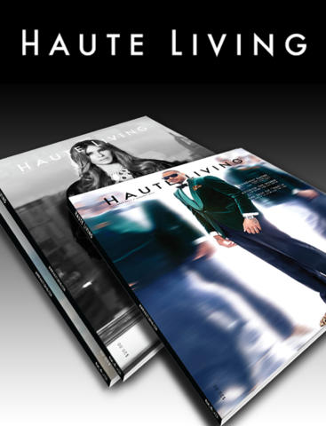 Haute Living Mag - SF