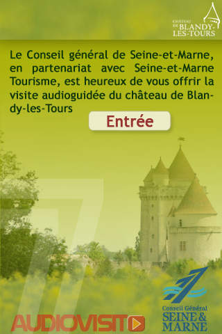 Château de Blandy-les-Tours iPhone Screenshot 5