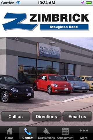Zimbrick Volkswagen of Madison