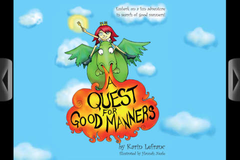 A Quest for Good Manners - Interactive eBook