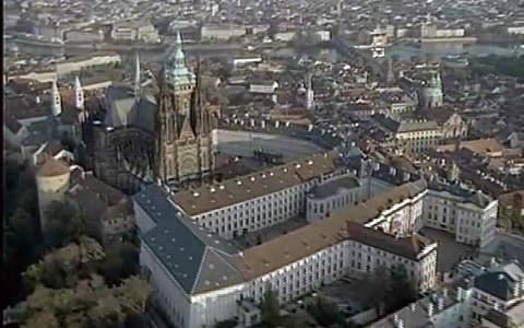 Prague in the Czech Republic- Exploration The Virtual Travel App