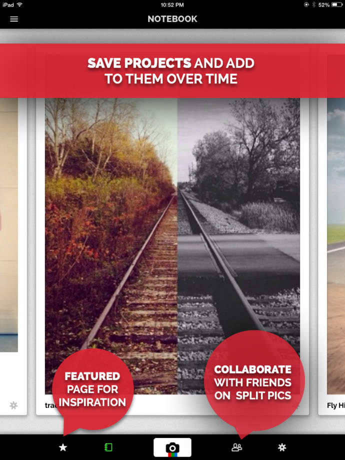 Split Pic - Collage Photo Editor & Blender - iPhone Mobile Analytics and App Store Data