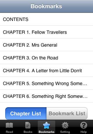 Little Dorrit by Charles Dickens !