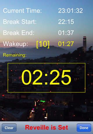 Cruise Rest iPhone Screenshot 2