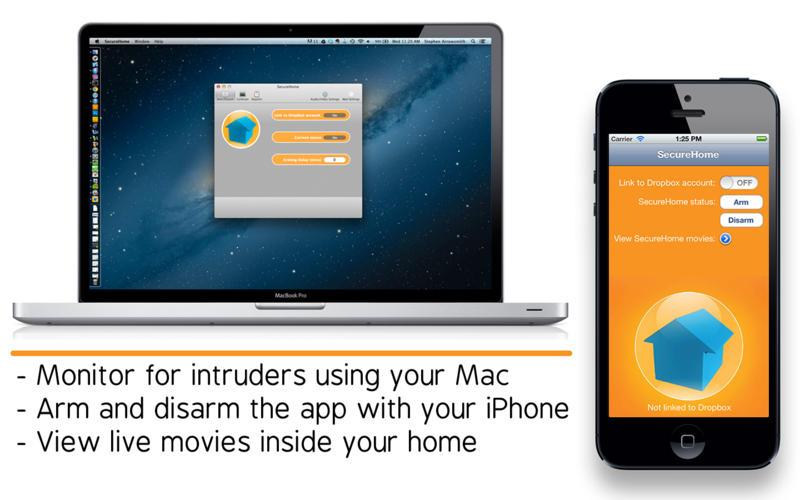 SecureHome Screenshot - 1
