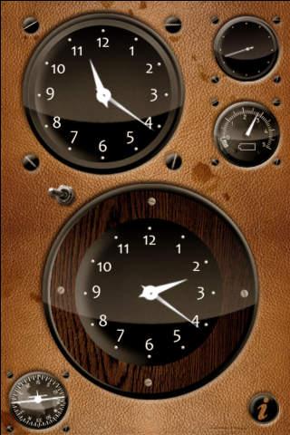 ClockPit iPhone Screenshot 1