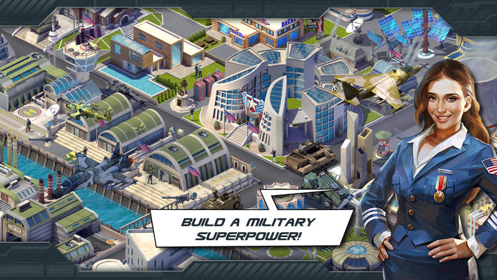 World at Arms - Wage war for your nation! - iPhone Mobile Analytics and App Store Data