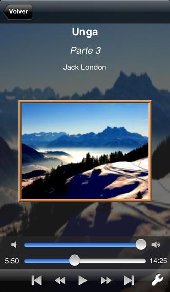 Audiolibro - Unga de Jack London