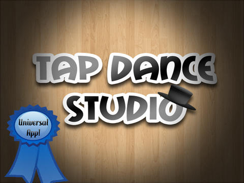 Tap Dance Studio Lite iPad Screenshot 1