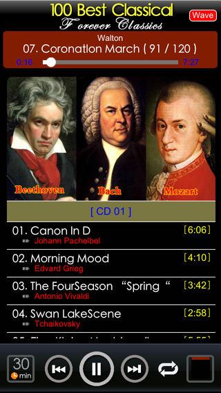 [10 CD]100 best classical