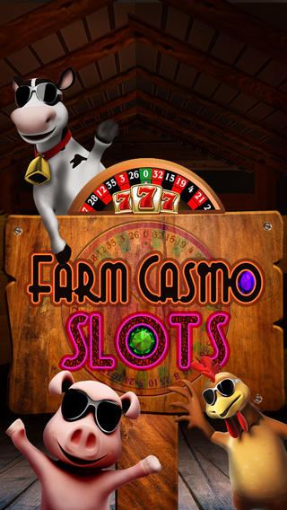 Farm Casino Slots Machines Pro - Fun Play for All - No Ads Version