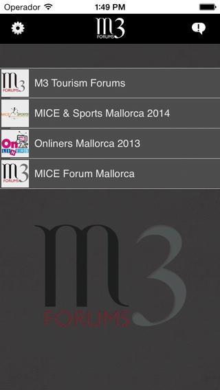 M3 Tourism Forums