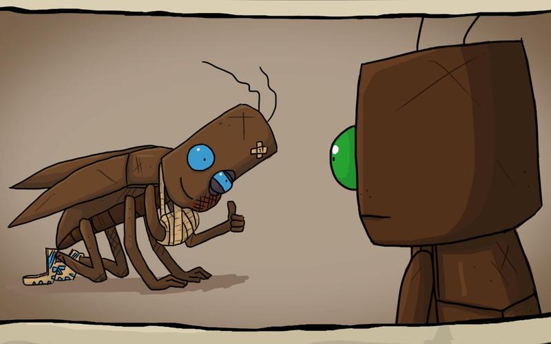 Journey of a Roach Screenshot
