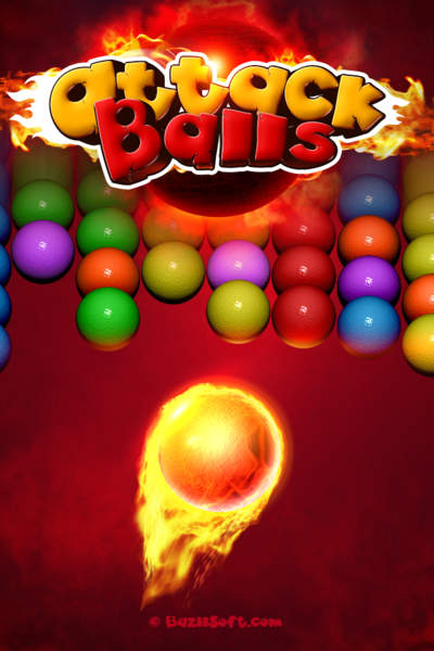 Attack Balls - New Free Bubble Shooter Game (Best Cool & Funny Games For Girls & Kids - Touch Top Fun) - iPhone Mobile Analytics and App Store Data