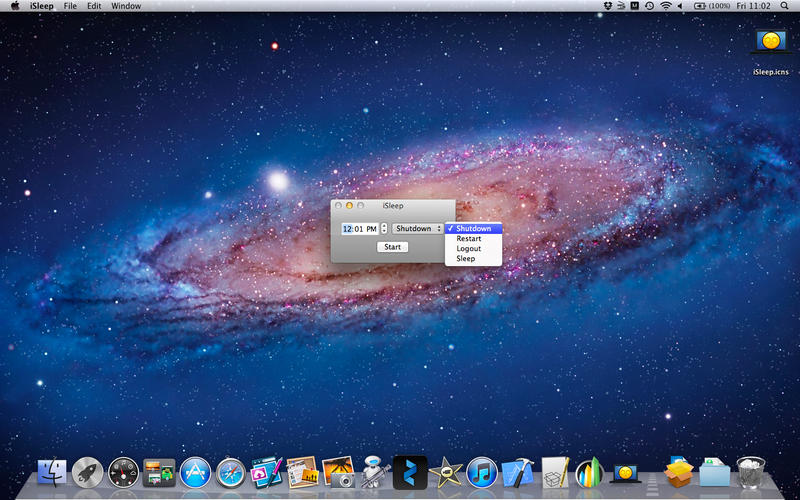iSleep Screenshot