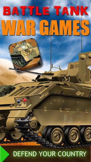 Battle Tank: Military War Game Free