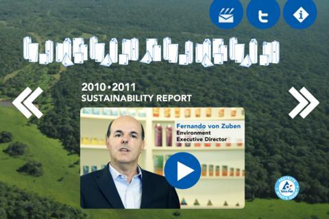 Tetra Pak - 2010-2011 Sustainability Report
