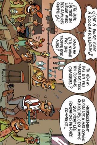 Les Chasseurs Vol.1