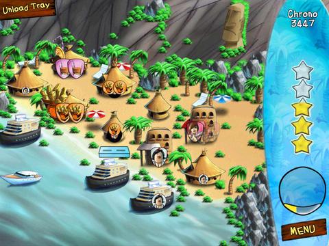 Tropical Mania iPad Screenshot 1